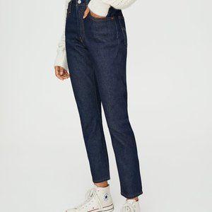 LEVIS 501 Skinny Jeans Denim Dark Wash Sz 29 NWT
